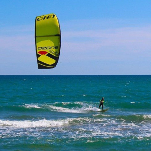 corso intro kite surf