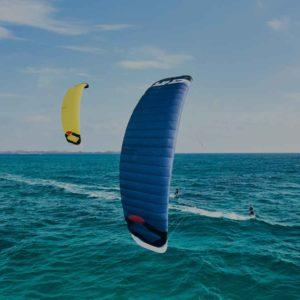 scuola kite surf